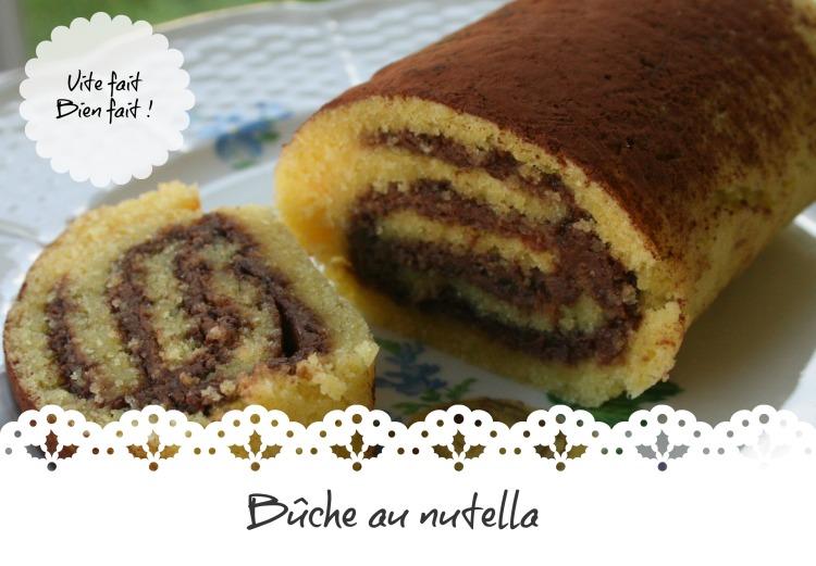 Buche Nutella
