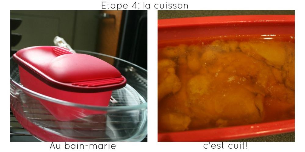 Cuisson du foie gras