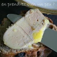 Foie gras maison au micro onde: 25 minutes chrono !