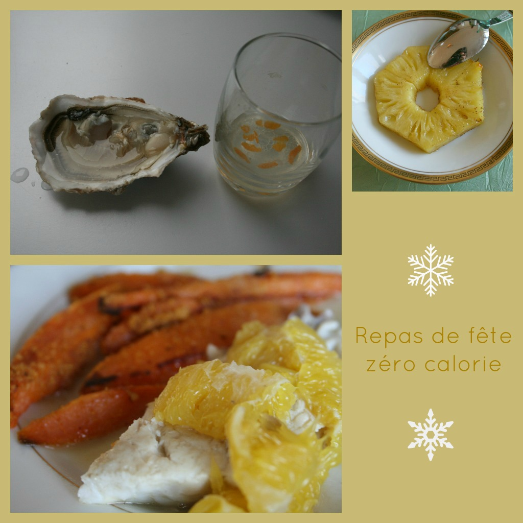 Repas de f te z ro calorie happy cooking - Repas de fete leger ...