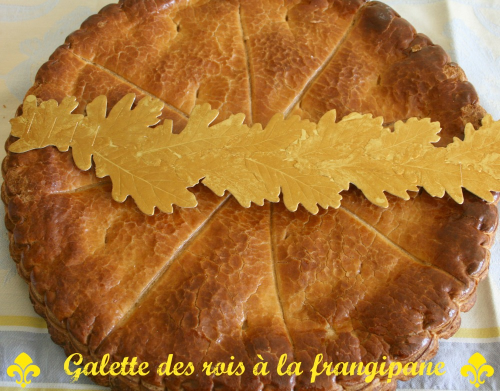 galette des rois la frangipane happy cooking. Black Bedroom Furniture Sets. Home Design Ideas
