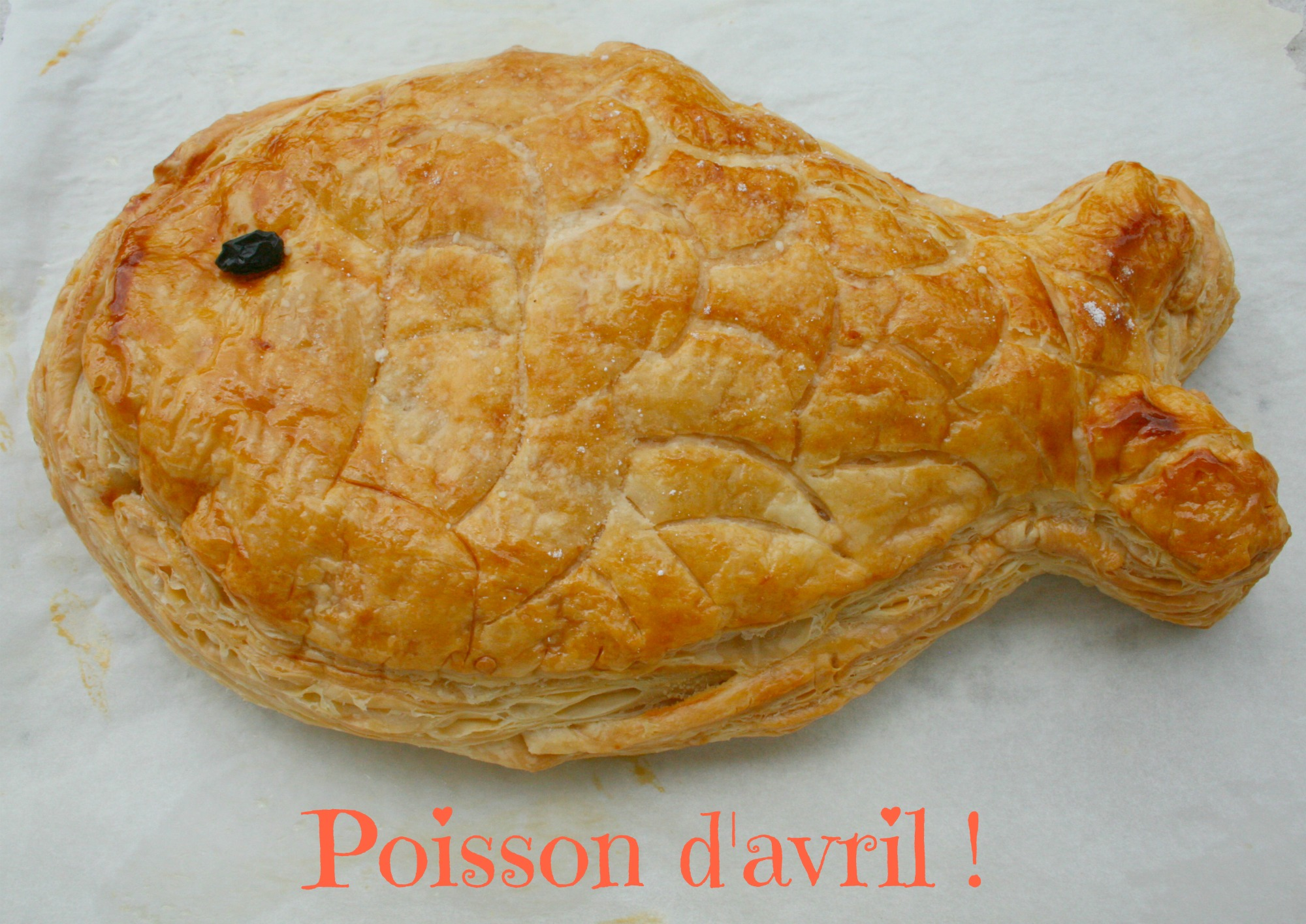 poisson d avril happy cooking