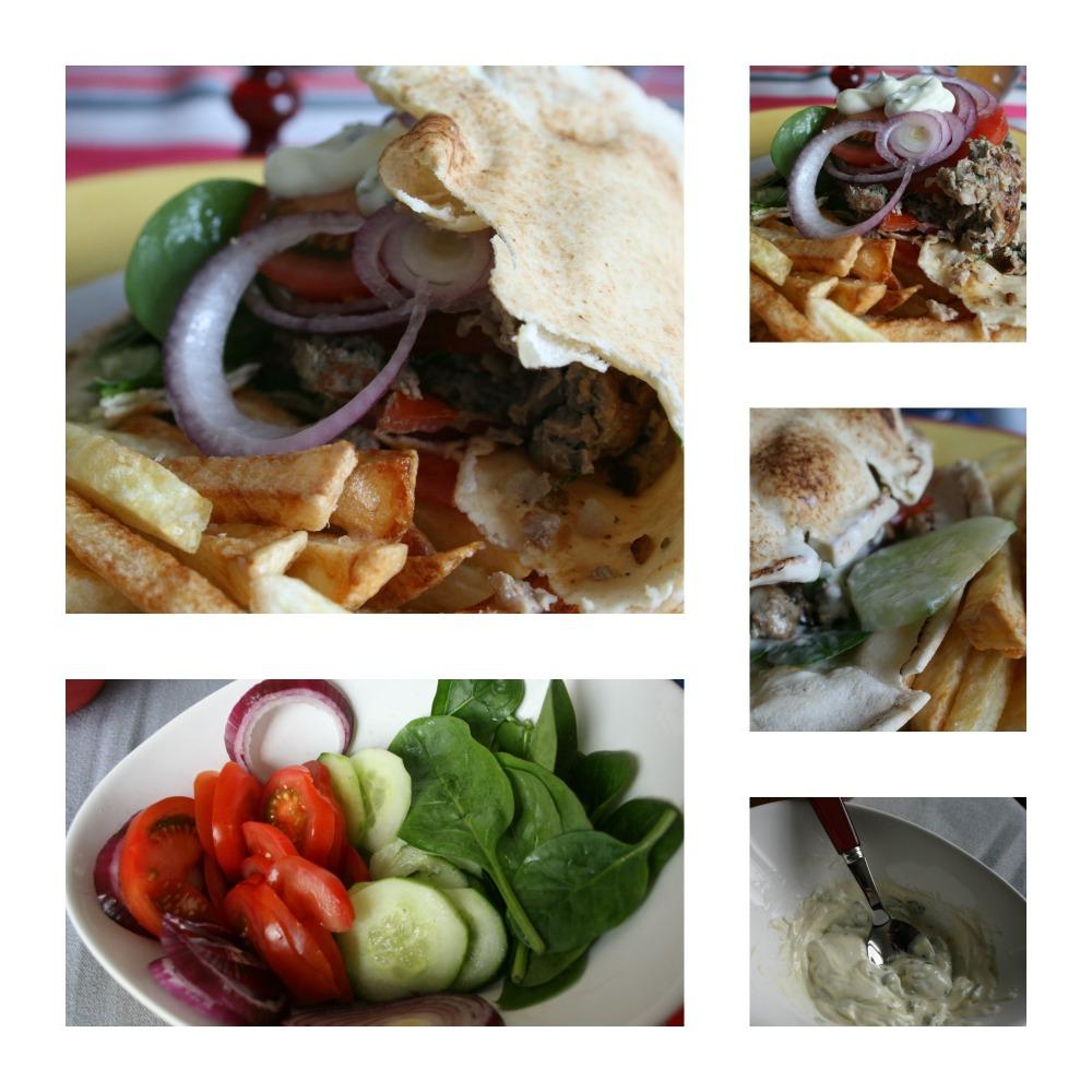 sandwich grec