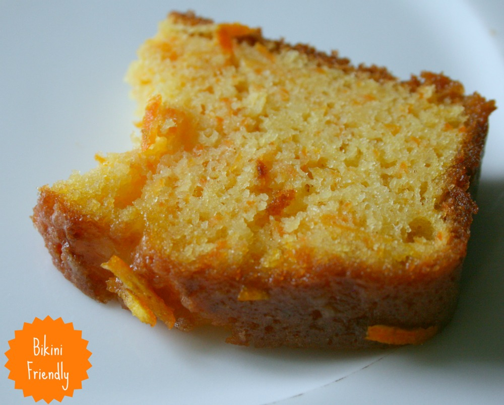 Cake Citron Carotte