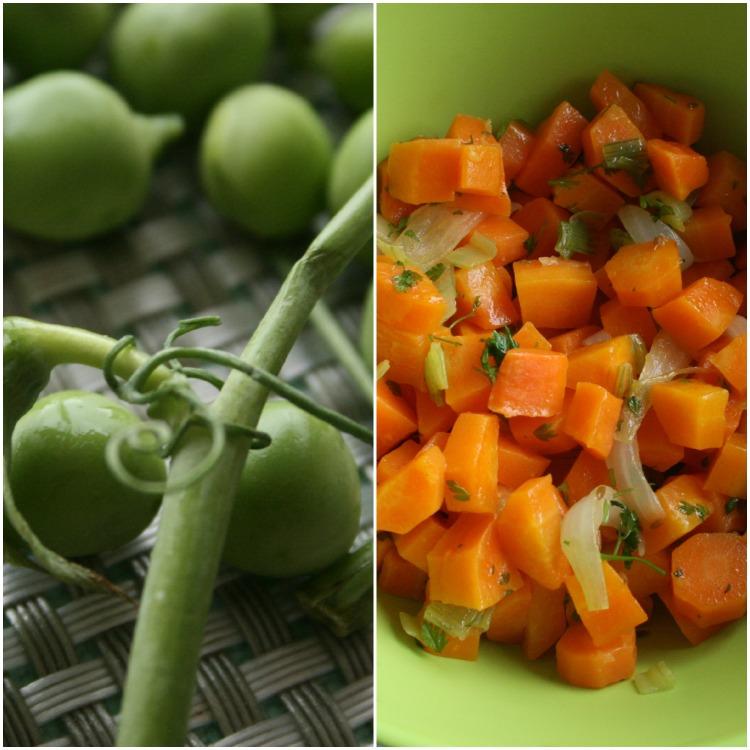 carottes al dente