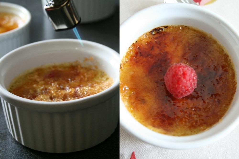 crème brulée yuzu