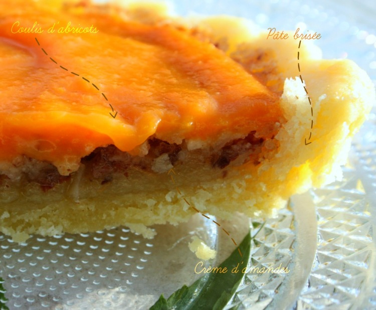 Tartelettes abricots
