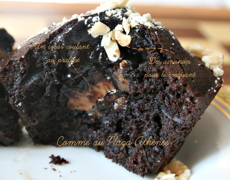 mi-cuit chocolat Michalak