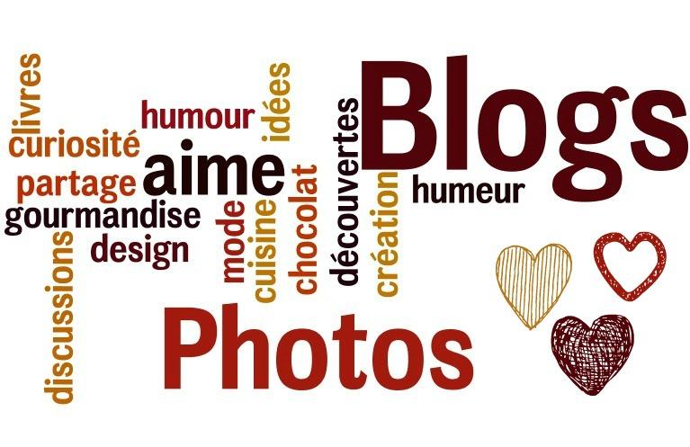 Nuage de Blogs
