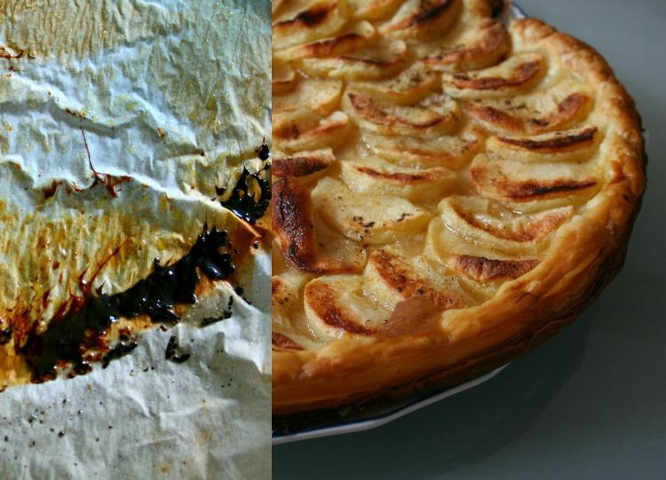 tarte pomme caramélisée
