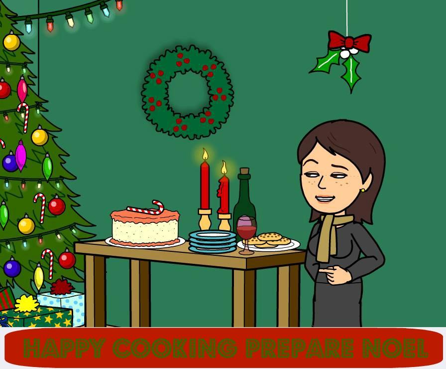 Happy Cooking - Noel