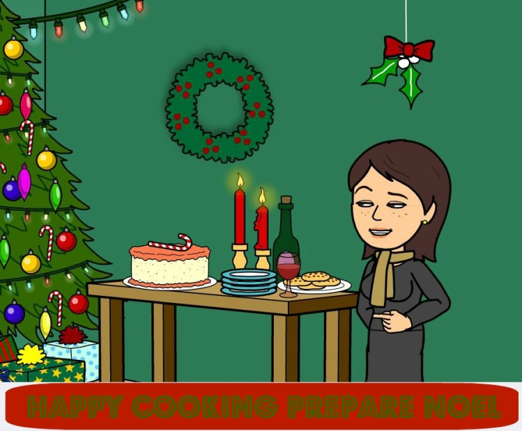 Happy Cooking - Noel