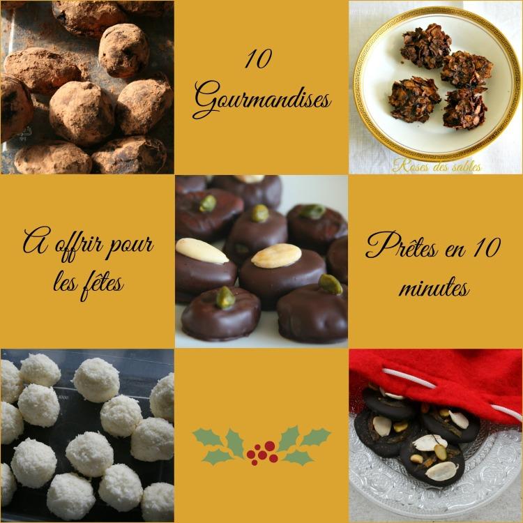 10 cadeaux gourmands - DIY