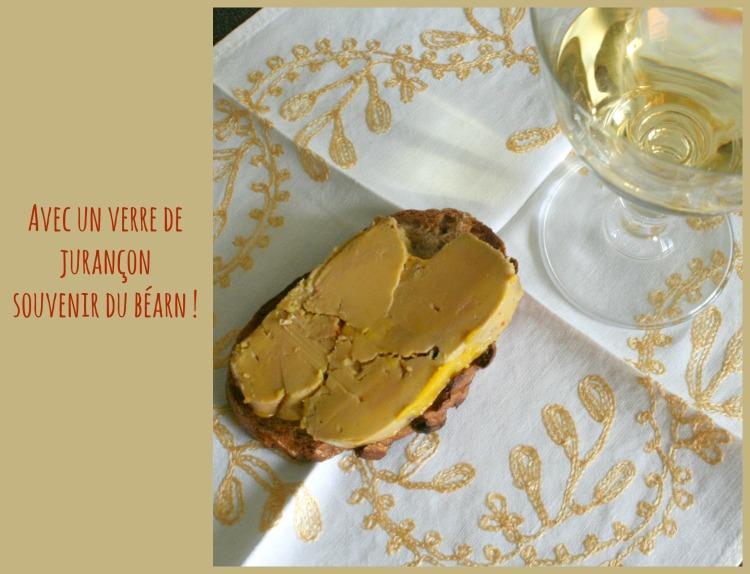 Terrine foie gras -maison