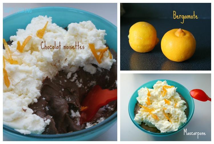 Crème chocolat noisette
