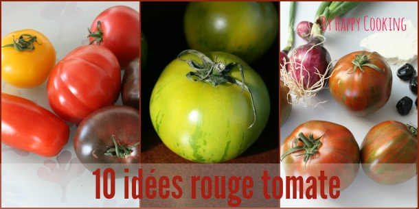 Recette tomate