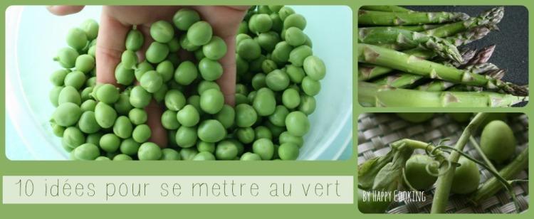 Recettes légumes primeurs