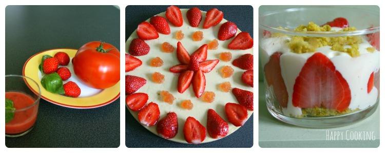 recette fraises