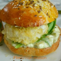 Filet'O Fish maison
