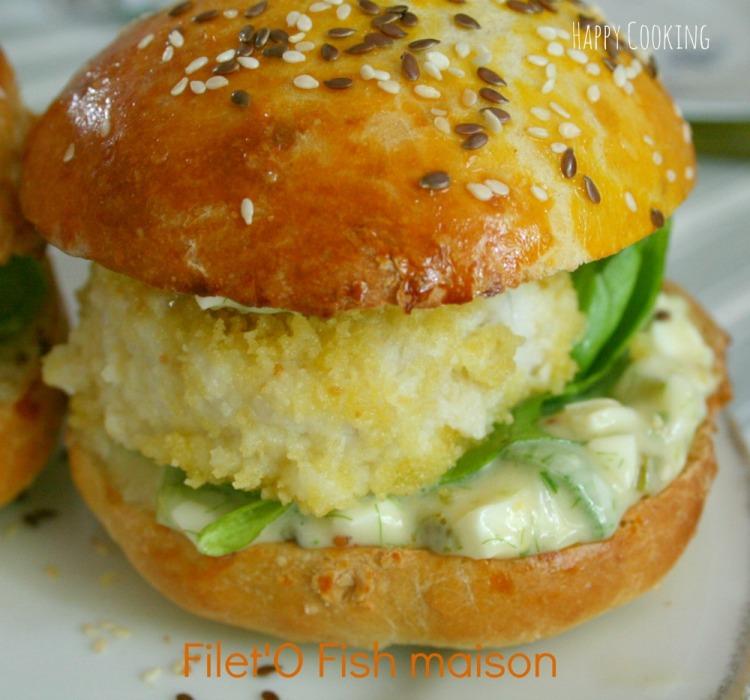 Filet o fish maison