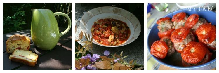 Cuisiner les tomates