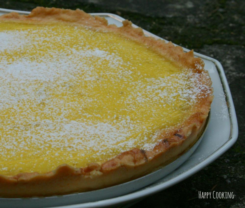 Tarte au Citron  de Donna hay