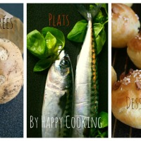 L'index des recettes d'Happy Cooking