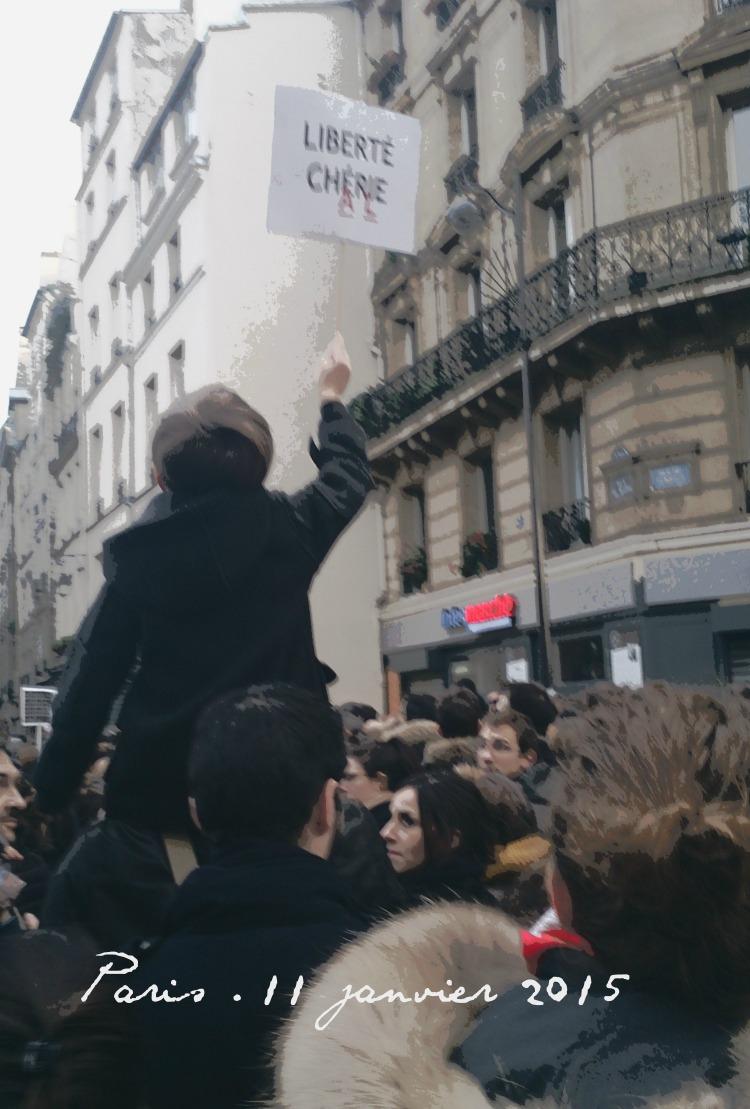 Paris 11 janvier 2015