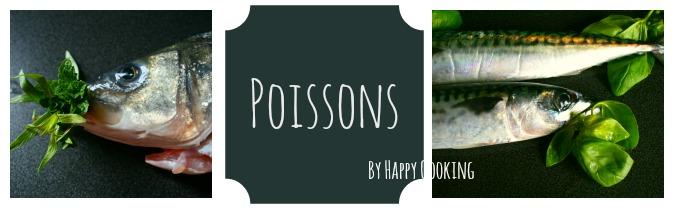 Recettes de poisson _Happy Cooking