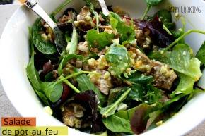 Salade de pot aufeu