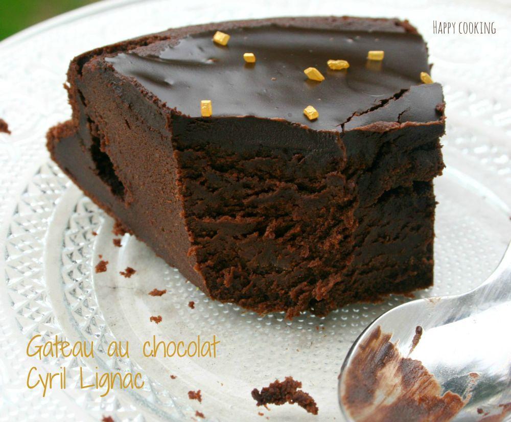 Gateau-chocolat-cyril-lignac
