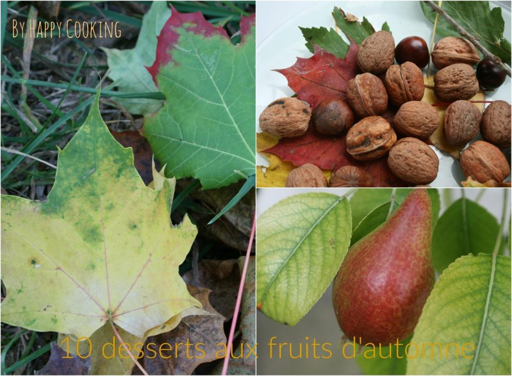 Desserts-aux fruits-automne