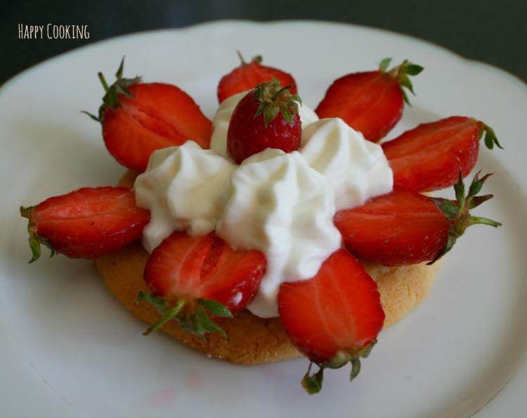 Sable-fraises-chantilly
