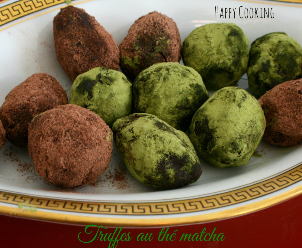 truffes-the-matcha